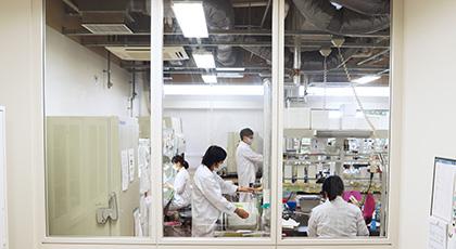 生命科学総合研究センター