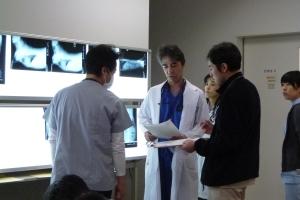 放射線検査室1
