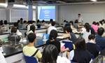 入試説明会:動物科学科入試の傾向や推薦入試における注意点等詳しくご説明しました。